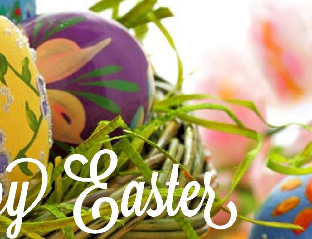 Easter: Opening Hours